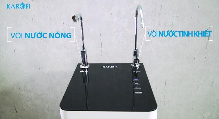 vòi máy lọc nước karofi o-h128
