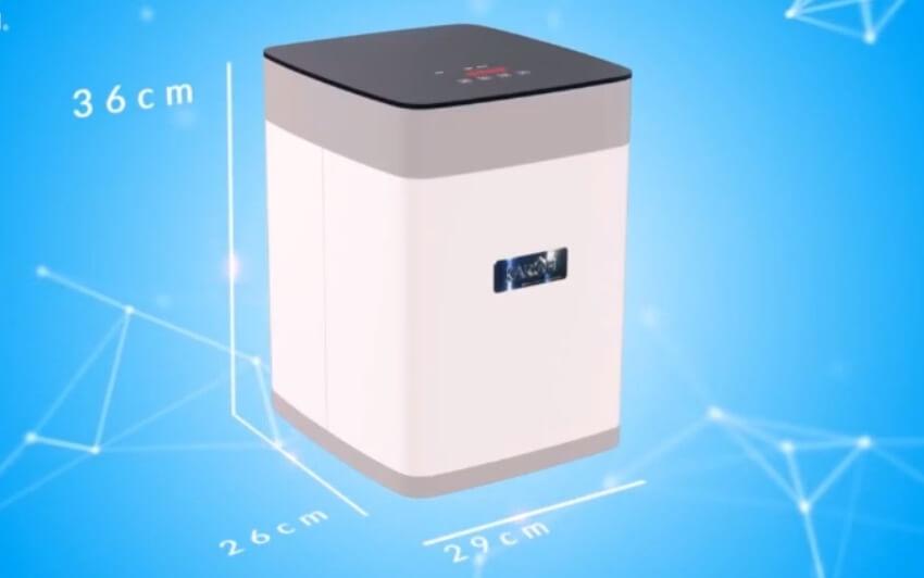 máy lọc nước topbox t-s146