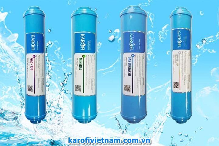 lõi chức năng máy lọc nước karofi kt-ero80