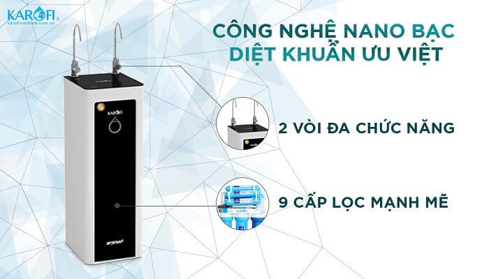 máy lọc nước optimus o-s139-ns
